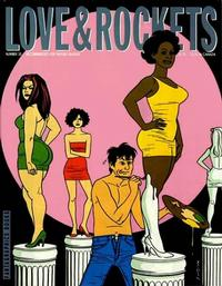 Cover Thumbnail for Love and Rockets (Fantagraphics, 1982 series) #35