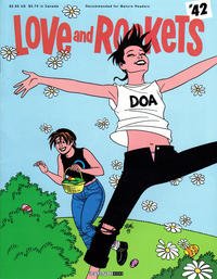 Cover Thumbnail for Love and Rockets (Fantagraphics, 1982 series) #42