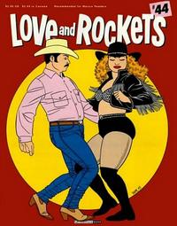 Cover Thumbnail for Love and Rockets (Fantagraphics, 1982 series) #44