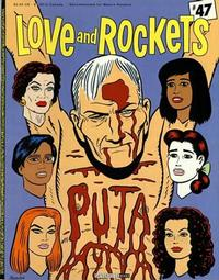 Cover Thumbnail for Love and Rockets (Fantagraphics, 1982 series) #47