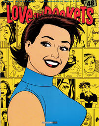Cover Thumbnail for Love and Rockets (Fantagraphics, 1982 series) #48