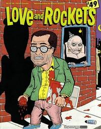 Cover Thumbnail for Love and Rockets (Fantagraphics, 1982 series) #49