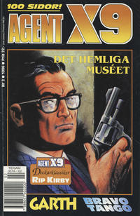 Cover Thumbnail for Agent X9 (Semic, 1971 series) #2/1996