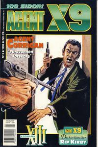 Cover Thumbnail for Agent X9 (Semic, 1971 series) #5/1996