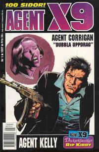 Cover Thumbnail for Agent X9 (Semic, 1971 series) #1/1997