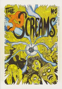 Cover Thumbnail for The 39 Screams (Thunder Baas Press, 1986 series) #5
