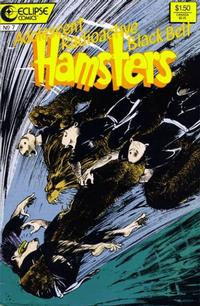 Cover for Adolescent Radioactive Black Belt Hamsters (Eclipse, 1986 series) #7