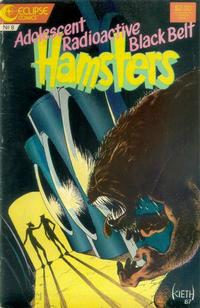 Cover Thumbnail for Adolescent Radioactive Black Belt Hamsters (Eclipse, 1986 series) #8