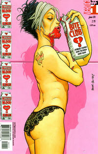 Cover Thumbnail for Bite Club (DC, 2004 series) #1