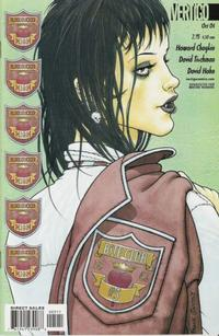 Cover Thumbnail for Bite Club (DC, 2004 series) #5