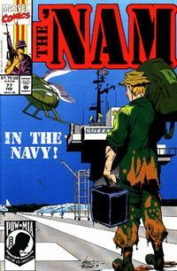 Cover Thumbnail for The 'Nam (Marvel, 1986 series) #77