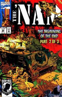 Cover Thumbnail for The 'Nam (Marvel, 1986 series) #80