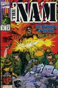 Cover Thumbnail for The 'Nam (Marvel, 1986 series) #81