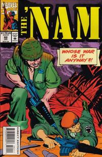Cover Thumbnail for The 'Nam (Marvel, 1986 series) #82