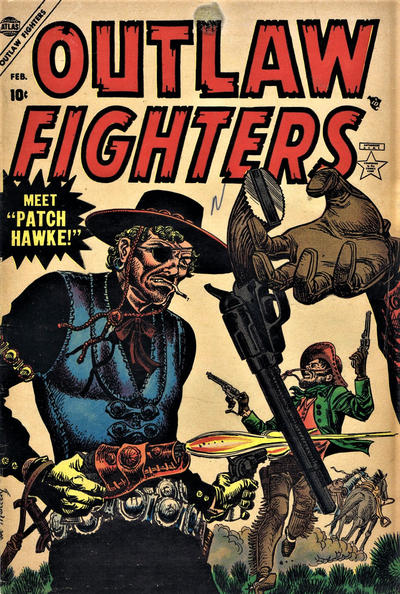 Cover for Outlaw Fighters (Marvel, 1954 series) #4