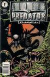 Cover for Aliens vs Predator: Duel (Dark Horse, 1995 series) #2