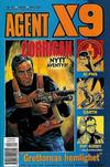 Cover for Agent X9 (Egmont, 1997 series) #12/2000