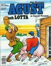 Cover for Agust och Lotta [julalbum] (Semic, 1988 series) #[1990]