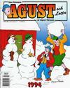Cover for Agust och Lotta [julalbum] (Semic, 1988 series) #1994