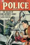 Cover for Police Comics (Quality Comics, 1941 series) #125