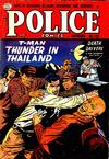 Cover for Police Comics (Quality Comics, 1941 series) #127