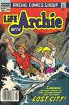 Cover for Life with Archie (Archie, 1958 series) #247