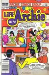 Cover for Life with Archie (Archie, 1958 series) #254