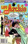 Cover for Life with Archie (Archie, 1958 series) #255