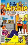Cover for Life with Archie (Archie, 1958 series) #283 [Newsstand]