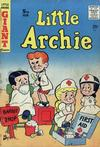 Cover for Little Archie Giant Comics (Archie, 1957 series) #5
