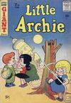 Cover for Little Archie Giant Comics (Archie, 1957 series) #7