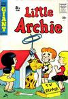 Cover for Little Archie Giant Comics (Archie, 1957 series) #8