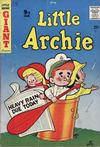 Cover for Little Archie Giant Comics (Archie, 1957 series) #9