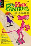 Cover for The Pink Panther (Western, 1971 series) #2