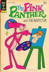 Cover for The Pink Panther (Western, 1971 series) #5 [Gold Key]