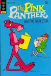Cover for The Pink Panther (Western, 1971 series) #11 [Gold Key]