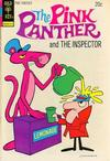 Cover for The Pink Panther (Western, 1971 series) #15 [Gold Key]