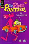 Cover for The Pink Panther (Western, 1971 series) #21 [Gold Key]