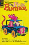 Cover for The Pink Panther (Western, 1971 series) #35 [Gold Key]