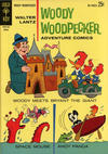 Cover for Walter Lantz Woody Woodpecker (Western, 1962 series) #75