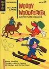 Cover for Walter Lantz Woody Woodpecker (Western, 1962 series) #77