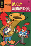 Cover for Walter Lantz Woody Woodpecker (Western, 1962 series) #102