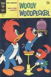 Cover for Walter Lantz Woody Woodpecker (Western, 1962 series) #105