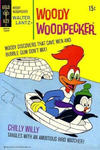 Cover for Walter Lantz Woody Woodpecker (Western, 1962 series) #121 [Gold Key]