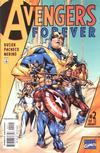 Cover for Avengers Forever (Marvel, 1998 series) #2 [Direct Edition]