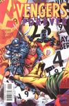 Cover for Avengers Forever (Marvel, 1998 series) #5 [Direct Edition]