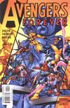 Cover for Avengers Forever (Marvel, 1998 series) #11 [Direct Edition]