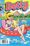 Cover for Betty (Archie, 1992 series) #17
