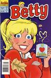 Cover for Betty (Archie, 1992 series) #25