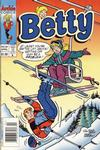 Cover for Betty (Archie, 1992 series) #36 [Newsstand]